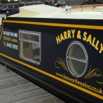Harry and Sally Day Boat that you can hire through Leicestershire Day Boat Hire